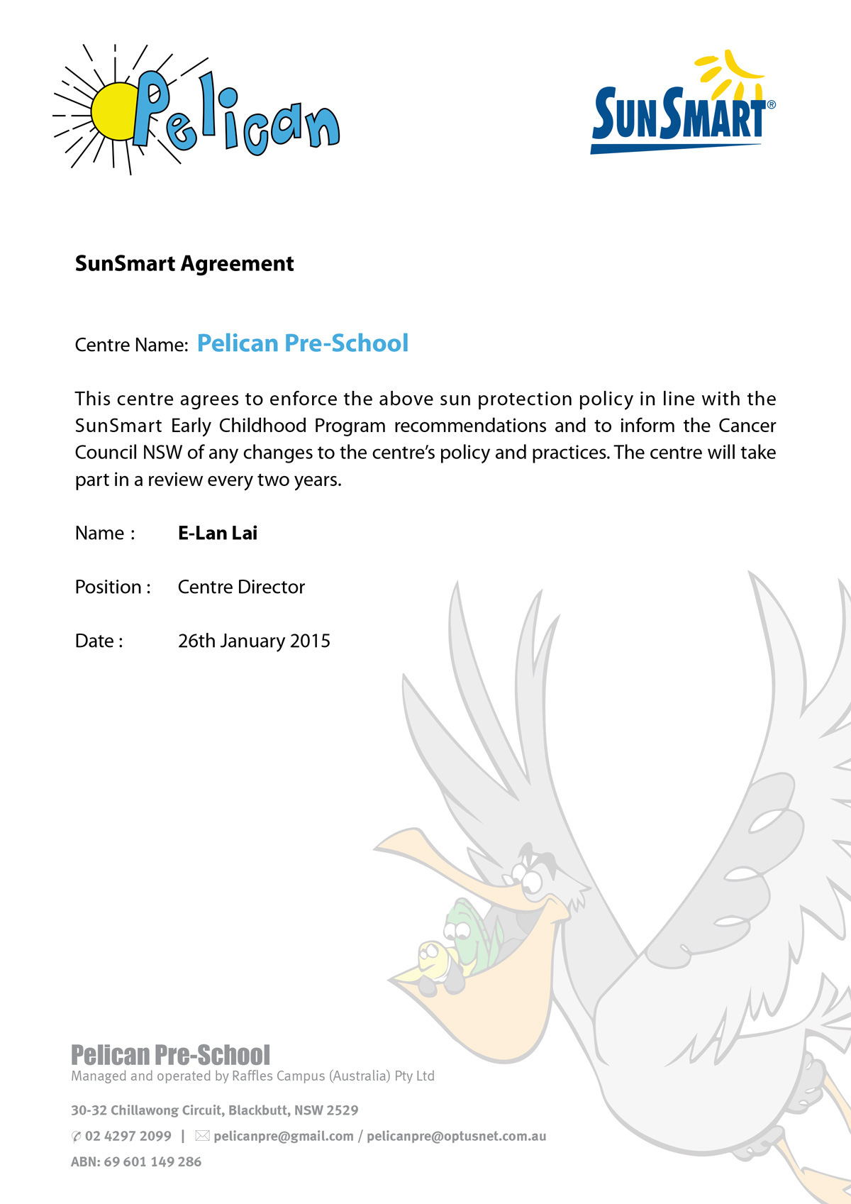 sunsmart-agreement